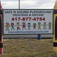 Safe N Sound Playground Preschool & Daycare