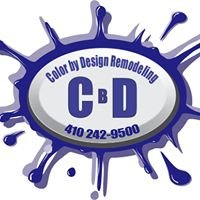 Color by Design Remodeling