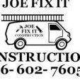 Joe Fix It Construction