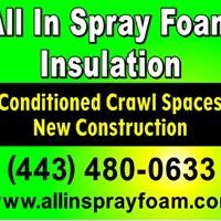 All In Spray Foam Insulation