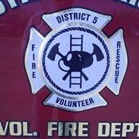Fifth District Rural Volunteer Fire Department