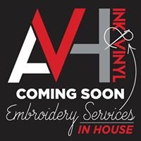 AVH Ink and Vinyl
