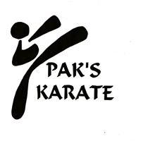 Pak's karate Palm Coast