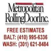 Metropolitan Rolling Door Inc
