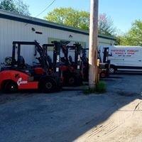 Hartfords Forklift