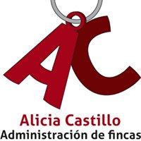 Administración de Fincas Urbanas Alicia Castillo.