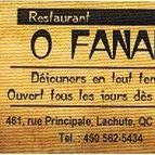 Restaurant O'Fanal