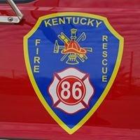 Kentucky 86 Fire Department