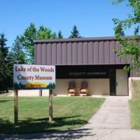 Lake of the Woods County Historical Society