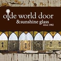Olde World Door & Sunshine Glass