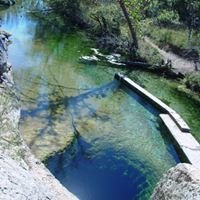 Jacobs Well and Water Cave Wimberly Texas