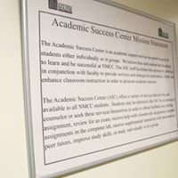 NMCC Academic Success Center