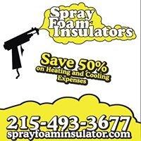 Spray Foam Insulators