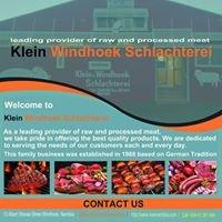 Klein Windhoek Schlachterei