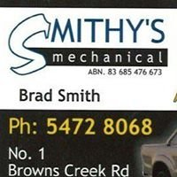 Smithy's Mechanical Yandina