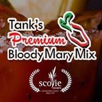 Tank's Premium Bloody Mary Mix