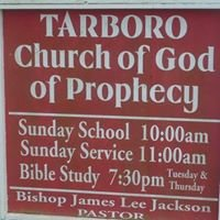 Church of God of Prophecy Tarboro SC