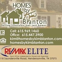 Homes by Kim Blanton-Selling Lifestyles, Not Just Homes in Middle TN