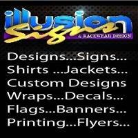 Illusion Signs