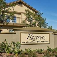 Reserve at Chino Hills, Apartments