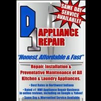 D-1 Appliance Repair - #1 In NWI since 2010
