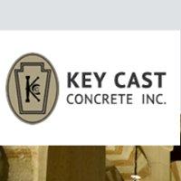 Key Cast Concrete