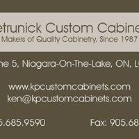 Ken Petrunick Custom Cabinets Ltd.