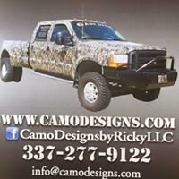 Camo Designs by Ricky LLC 337-277-9122