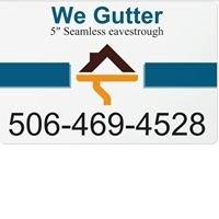 We Gutter Seamless Eavestrough
