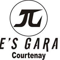 Joe's Garage, Courtenay
