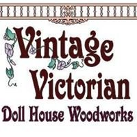 Victorian Dollhouse Wood Works