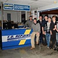 TD Repairs
