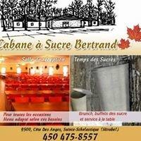 Cabane à sucre Bertrand