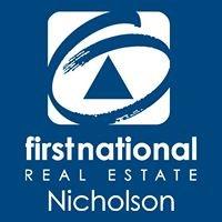 First National Nicholson