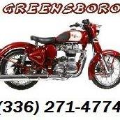Royal Enfield Motorcycles in Greensboro