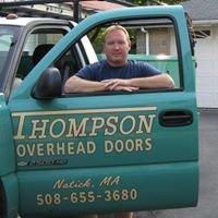 Thompson Overhead Garage Doors