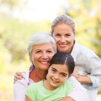 Working Woman Aging Parents