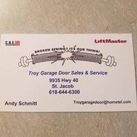 Tom's Troy Garage Door