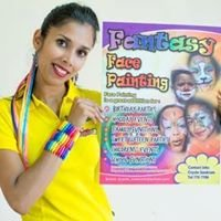 Fantasy Face Painting & Party Planning