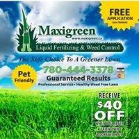 Maxigreen fertilizing services