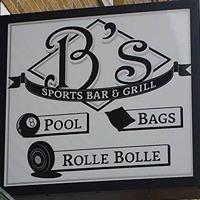 B's Sports Bar & Grill