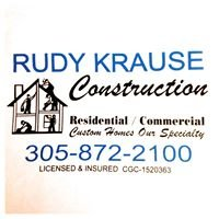 Rudy Krause Construction