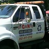 G and N used auto parts