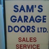 Sam's Garage Doors Ltd