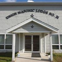 Union Masonic Lodge #31
