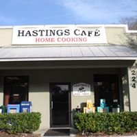 Hastings Cafe