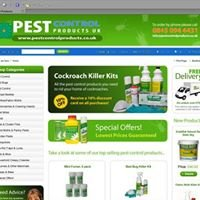 Pest Control Products UK