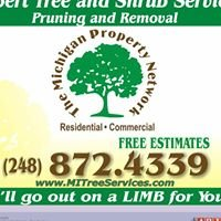 The Michigan Property Network LLC- Tree Services