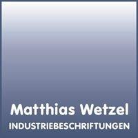 Matthias Wetzel INDUSTRIEBESCHRIFTUNGEN GmbH