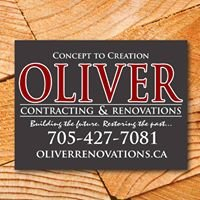 Oliver Contracting and Renovations